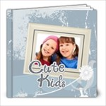Cute kids book - 8x8 Photo Book (20 pages)