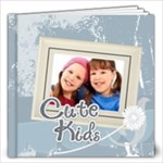 Cute kids book - 12x12 Photo Book (20 pages)
