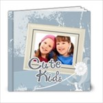 Cute kids book - 6x6 Photo Book (20 pages)