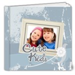 Cute kids book - 8x8 Deluxe Photo Book (20 pages)