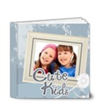 Cute kids book - 4x4 Deluxe Photo Book (20 pages)