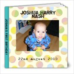 Joshua s First Birthday - 8x8 Photo Book (20 pages)
