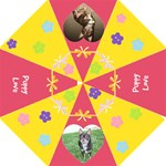 Puppy Love - Folding Umbrella