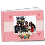 9x7 DELUXE: Forever Friends - 9x7 Deluxe Photo Book (20 pages)