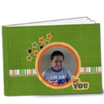 9x7 DELUXE: For Boys (BE YOU) - 9x7 Deluxe Photo Book (20 pages)