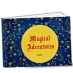 9X7 DELUXE: Magical Memories - 9x7 Deluxe Photo Book (20 pages)