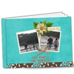9X7 DELUXE: Our Family, Our Memories - 9x7 Deluxe Photo Book (20 pages)