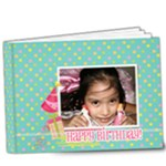 9x7 DELUXE: BIRTHDAY - 9x7 Deluxe Photo Book (20 pages)