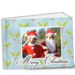 9x7 DELUXE: Christmas Book - 9x7 Deluxe Photo Book (20 pages)
