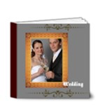 weddng - 4x4 Deluxe Photo Book (20 pages)