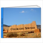 Colorado book - 7x5 Photo Book (20 pages)