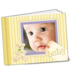 baby baby - 7x5 Deluxe Photo Book (20 pages)