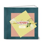 6x6 DELUXE: Travel/ Vacation - 6x6 Deluxe Photo Book (20 pages)