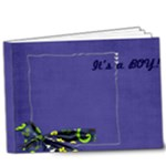 It  s a boy deluxe photobook - 9x7 Deluxe Photo Book (20 pages)