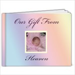 Our Gift From Heaven - 7x5 Photo Book (20 pages)