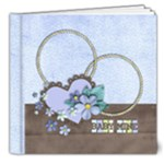 Baby Mine- 8x8 DELUXE Album - 8x8 Deluxe Photo Book (20 pages)