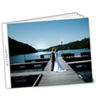 Wedding book 1 - 7x5 Deluxe Photo Book (20 pages)