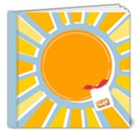 Summer/Beach/Vacation 8x8 DELUXE Album - 8x8 Deluxe Photo Book (20 pages)