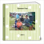 Summer 2011 - 8x8 Photo Book (30 pages)