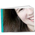 heathers photo book  - 9x7 Deluxe Photo Book (20 pages)