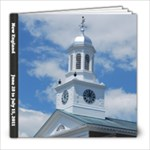 Northeast 2011 - 8x8 Photo Book (100 pages)