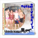 Summer Trip 2011 - 8x8 Photo Book (30 pages)