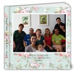 Poços Juliana2 - 8x8 Deluxe Photo Book (20 pages)
