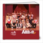 Annie Jr. - Morgan - 8x8 Photo Book (20 pages)