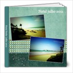 Natal - 8x8 Photo Book (20 pages)