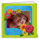 School Days Album 12x12 - 12x12 Photo Book (20 pages)