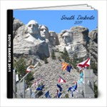 South Dakota 2011 - 8x8 Photo Book (20 pages)