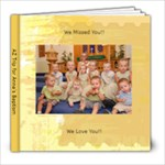AZ Trip Book - 8x8 Photo Book (20 pages)
