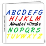 Alphabet for Drake - 8x8 Deluxe Photo Book (20 pages)