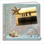 The Ocean 8x8 Photo Book (20 Pages)