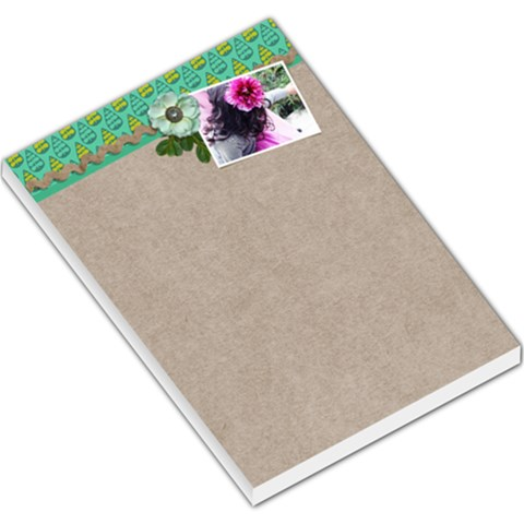 Large Memo Pads   In My Dreams By Jennyl   Large Memo Pads   474xeb2s1ipz   Www Artscow Com