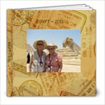 EGYPT ~ 2011 - 8x8 Photo Book (39 pages)