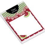 Large memo Pad watermelon - Large Memo Pads