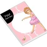 Ballerina Memo Pad large - Large Memo Pads