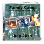 Family camp Dan - 8x8 Photo Book (20 pages)