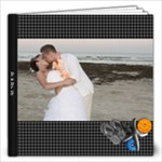 Lile Book (for bride and groom) - 12x12 Photo Book (40 pages)
