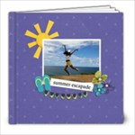 8x8 (30 pages): Summer Escapade - 8x8 Photo Book (30 pages)