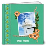 12x12 (30 pages): Hot Summer Days - 12x12 Photo Book (30 pages)
