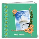 12x12 (20 pages): Hot Summer Days - 12x12 Photo Book (20 pages)