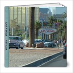 LAS VEGAS - 8x8 Photo Book (20 pages)