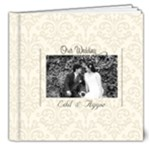 8x8 DELUXE: Minimalist (Wedding/Engagement) - 8x8 Deluxe Photo Book (20 pages)