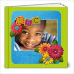 School Days/Friends- 8x8 Photo Book - 8x8 Photo Book (20 pages)