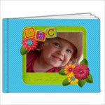 School Days/Friends- 9x7 Photo Book  - 9x7 Photo Book (20 pages)