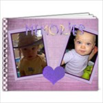 9-10 mo - 7x5 Photo Book (20 pages)