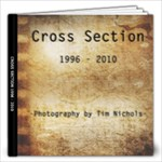 CROSS SECTION - 12x12 Photo Book (40 pages)