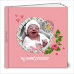 irida - philippa first 6 months - 8x8 Photo Book (30 pages)